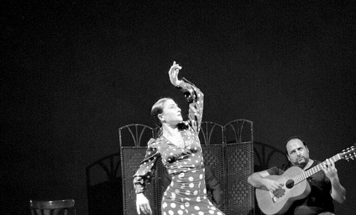 flamenco, taniec hiszpański, kultura hiszpanska, projekt międzynarodowy