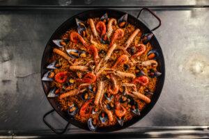 Fideuá - tradycyjne danie hiszpańskie