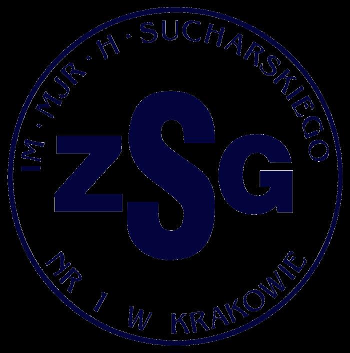 logo szkoły blue PNG BIG